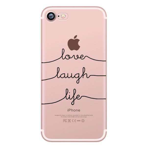 Ovitek - live, laugh, love (Iphone 5&6)