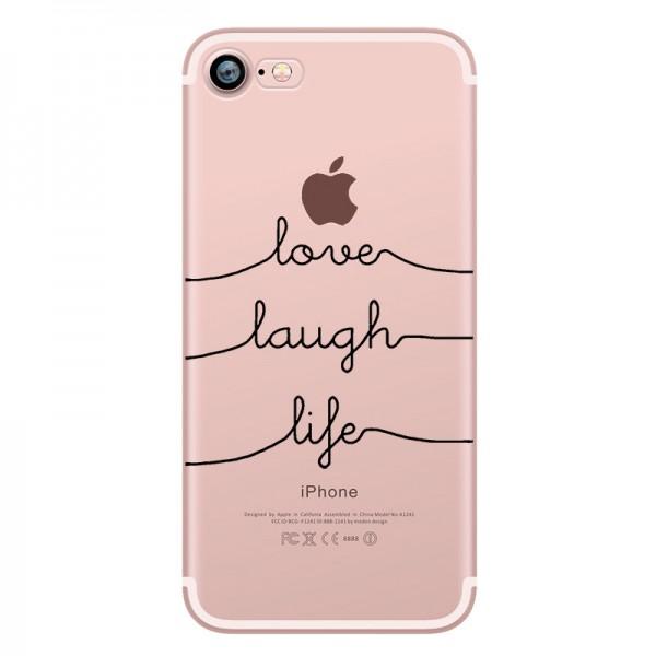 Ovitek - live, laugh, love (Iphone 5&6)