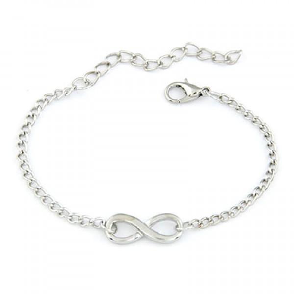 Zapestnica Infinity bracelet