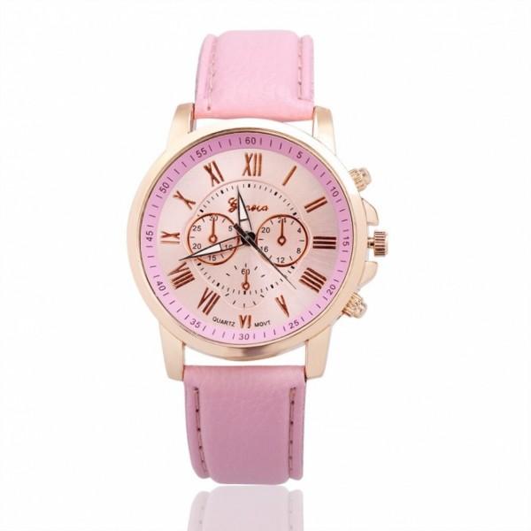 Ura Cute o'clock - roza