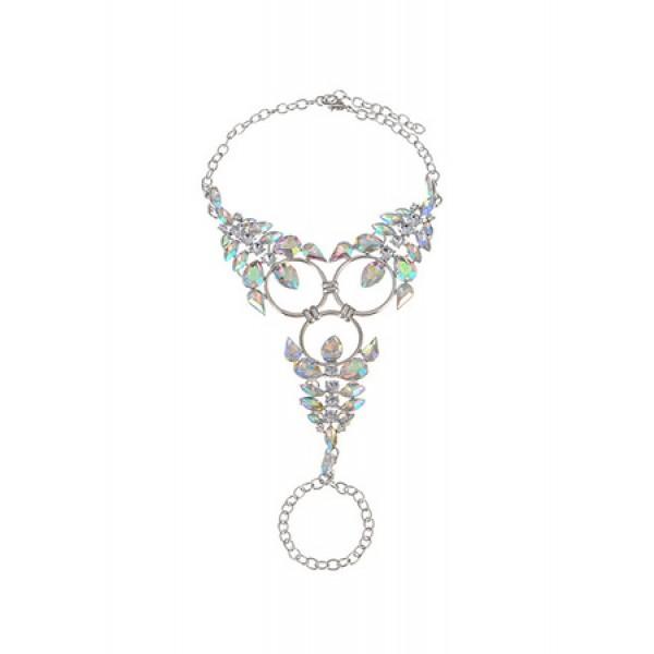 Sparkly steps - nakit za na nogo