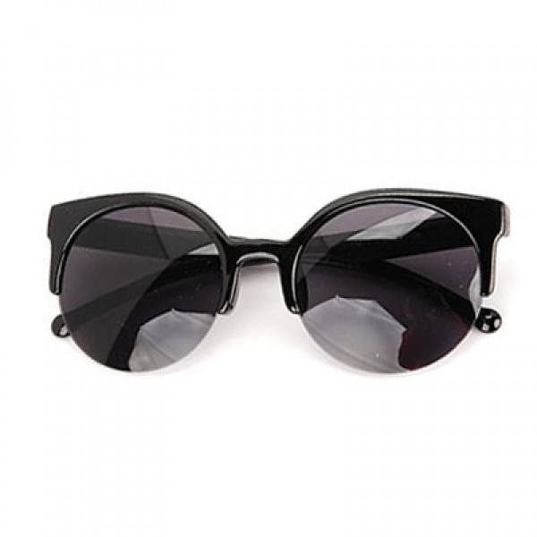 Sončna očala Cat eye - črna