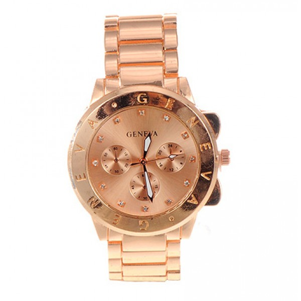 Ura Watch me - rose gold