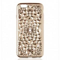 3D ovitek - zlat (Iphone 6)
