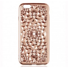 3D ovitek - Rose gold barve (Iphone 6)