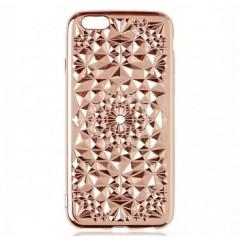 3D ovitek - Rose gold barve (Iphone 6)