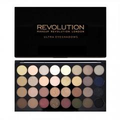 Makeup Revolution paleta 32 senčil - Flawless