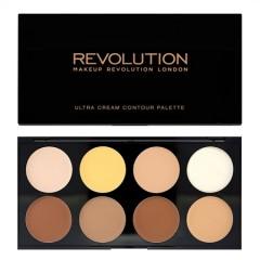 Makeup Revolution contour kremna paleta - Ultra Contour Palette