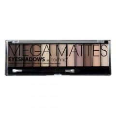 Technic Cosmetics - Mega Mattes paleta senčil
