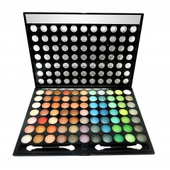W7 Cosmetics - Paintbox Paleta 77 senčil