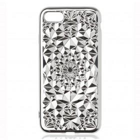 3D ovitek - srebrne barve (Iphone 6)