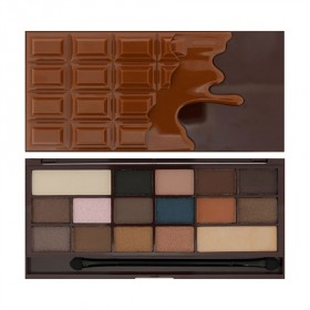 I Heart Makeup Chocolate paleta senčil - Salted Caramel