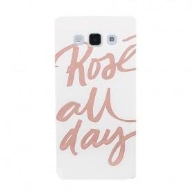 Ovitek Rose all day  (Samsung A5,J5,A3)