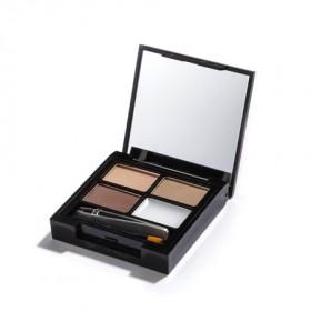 Makeup Revolution paleta za obrvi - Focus & Fix Brow Kit - Light Medium