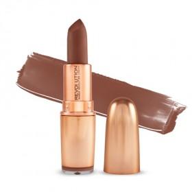 Makeup Revolution šminka - Iconic Matte Nude Revolution Lipstick - Inspiration