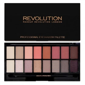 Makeup Revolution Salvation paleta senčil - New-Trals vs Neutrals