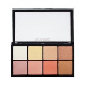 Makeup Revolution paleta osvetljevalcev - Pro Glow 2
