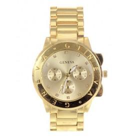 Ura Watch me - zlata